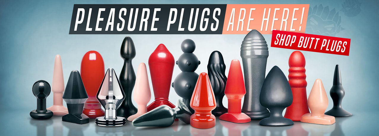 Discover Powerful Pleasure Butt Plugs Online