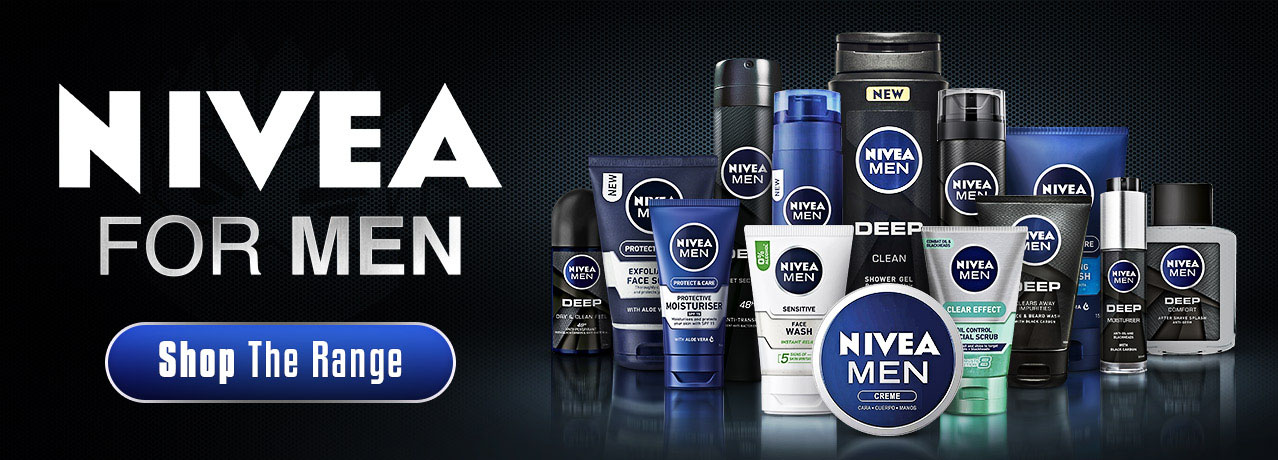 Buy NIVEA for men online in Australia