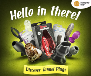 Buy Male Sex Toys & Tunnel Plugs Online