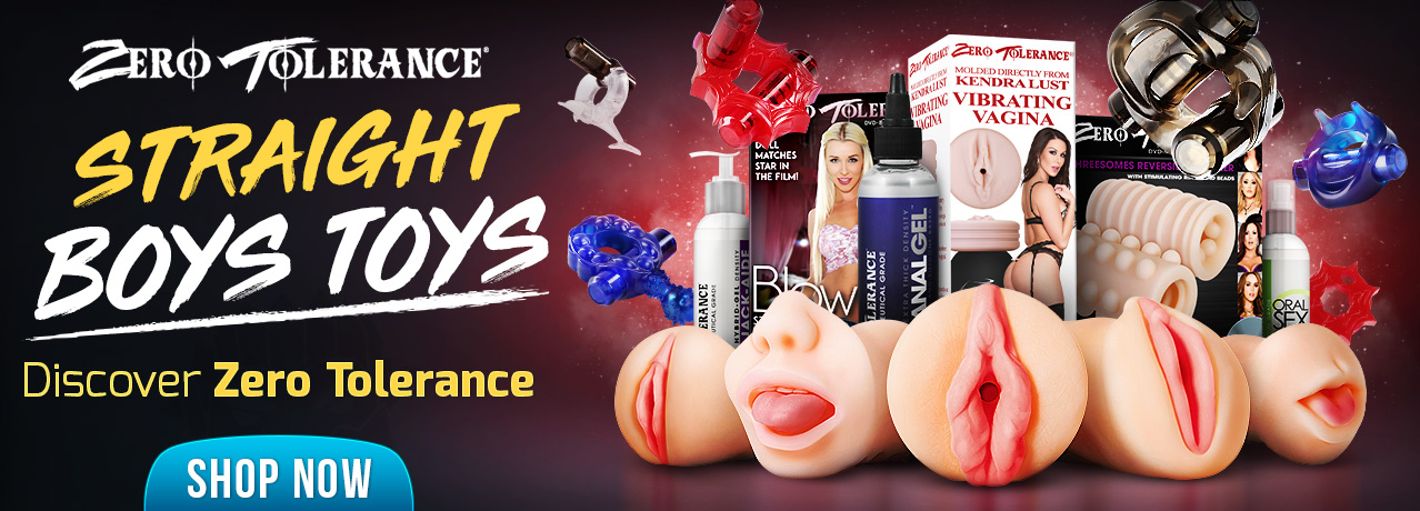 Buy Zero Tolerance Sex Toys Online In Australia