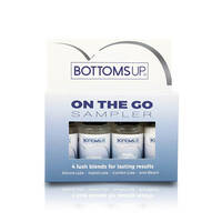 Bottoms Up On-The-Go Sampler Mixed Lotion Sample Bottles - 4 Pack