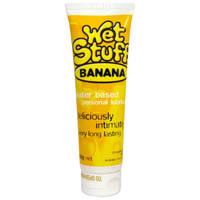 Wet Stuff Banana 100g