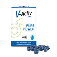 V-Activ Power Caps For Men x 20