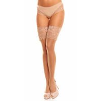 Glamory Plus Comfort 20 Hold Ups Beige