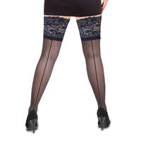 Glamory Plus Couture 20 Hold Ups Black