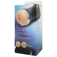 Double O Heaven Double Ended Stroker - Mouth and Ass
