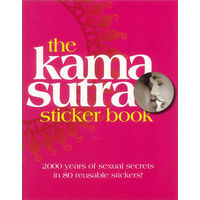 THE KAMA SUTRA STICKER BOOK