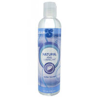 Natural Water Based Anal Lube 236ml