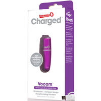 Charged Vooom Bullet Vibrator