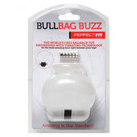 Perfect Fit Bull Bag Buzz Ball Weight Clear