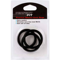 Silicone 3 Ring Kit Large by Perfect Fit
