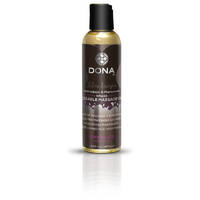 DONA Kissable Massage Oil Chocolate Mousse 118ml