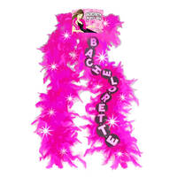 BACHELORETTE FLASHING PARTY BOA