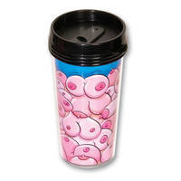 Boobie Travel Mug
