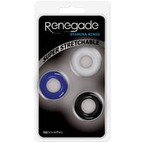 Renegade Stamina Rings x 3
