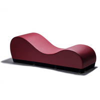Liberator Esse Chaise Black Label (Red)