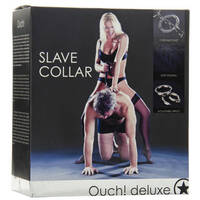 Ouch! Luxury Slave Collar