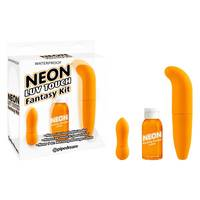 Neon Luv Touch Fantasy Kit Orange
