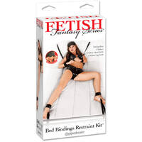Fetish Fantasy Bed Bindings Under Mattress Tether System