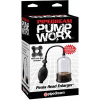 Pump Worx Penis Head Enlarger