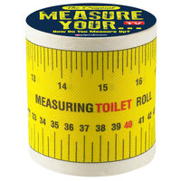 Measure Your..Toilet Paper