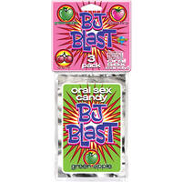 BJ Blast Oral Sex Candy 3 pack
