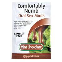 Comfortably Numb Mints Chocolate Mint
