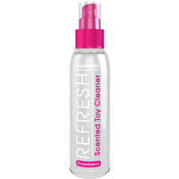 Refresh Toy Cleaner Strawberry Scented