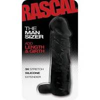The Mansizer Black Penis Extender