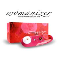 We welcome WOMANIZER to Australia!