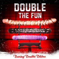 Let's Talk About Double Dildos