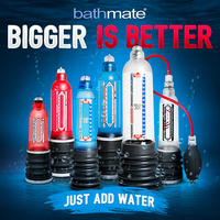 Want To Be Bigger? Get a Bathmate. Sorted.